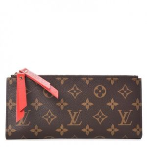 Louis Vuitton Adele Wallet Monogram NWOT